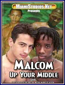 Malcolm Up Your Middle