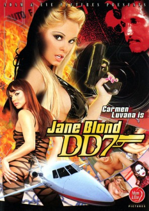Jane Blond DD7 - James Bond porn parody