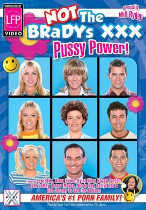 Not the Bradys XXX 3: Pussy Power