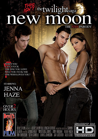 This Isn't Twilight New Moon XXX porn parody