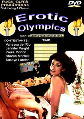 Erotic olympics vanessa del rio