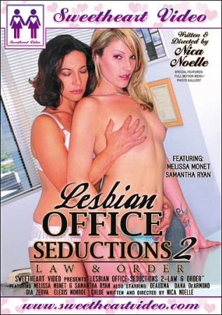 Lesbian Office Seductions 2 Law Order