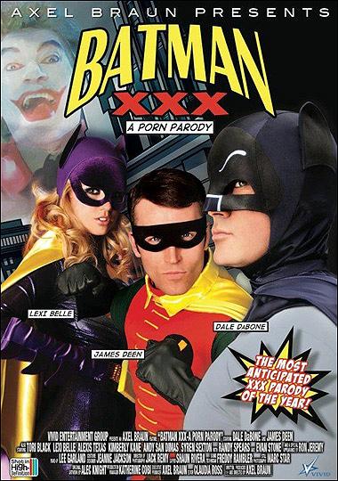 Batman XXX porn parody Vivid
