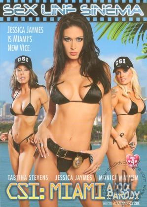 CSI Miami: A XXX Parody