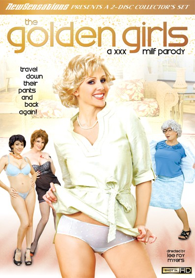 Hot gal parody sex golden girls Love the