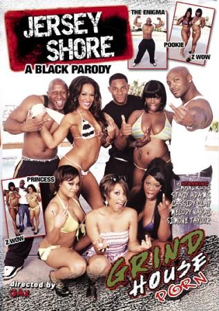 Jersey Shore Black Parody XXX Grindhouse