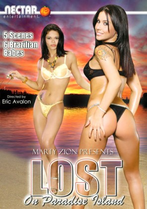 Lost on Paradise Island xxx porn