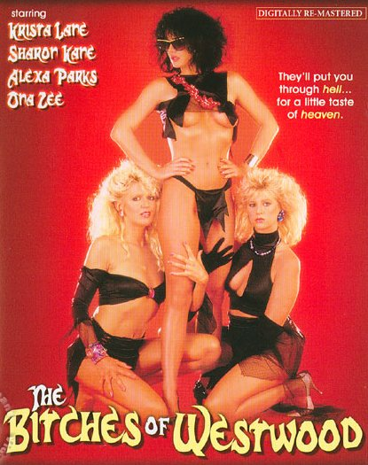 Bitches of Westwood - Witches of Eastwick XXX parody