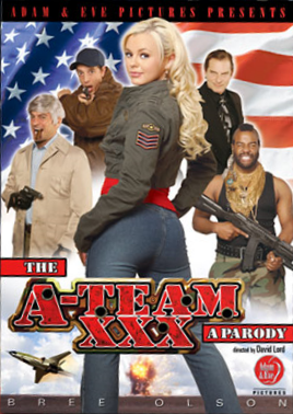 The A Team XXX Parody | Adam & Eve