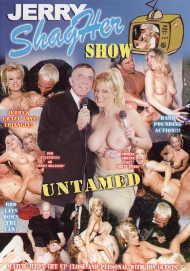 Jerry Shagher Show - Jerry Springer XXX porn parody