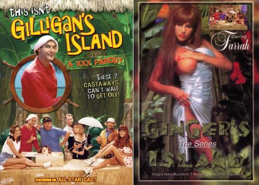 gilligans island porn parody