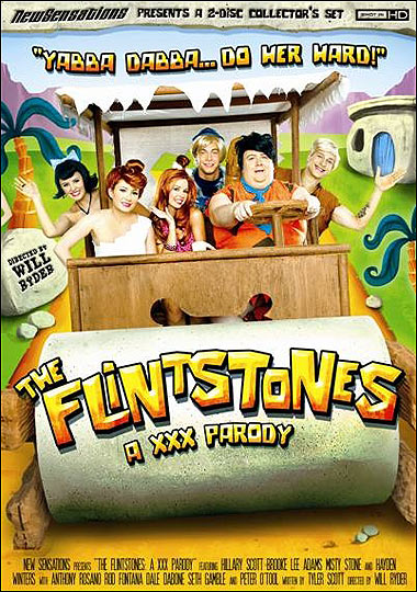 The Flintstones XXX Parody - Will Ryder New Sensations