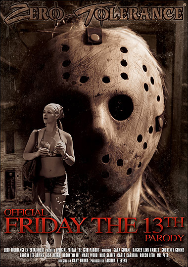 Official Friday the 13th xxx porn parody Zero Tolerance