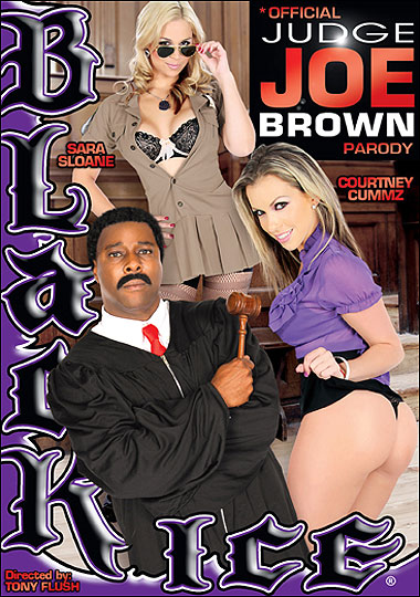 Official Judge Joe Brown XXX Porn Parody