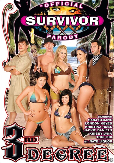 Official Survivor Parody xxx porn