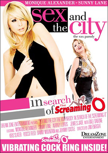 Sex City Search Screaming O XXX Porn Parody