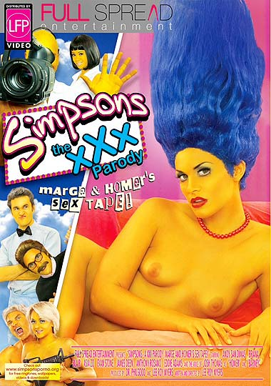 Simpsons XXX Parody Marge Homer Sex Tape