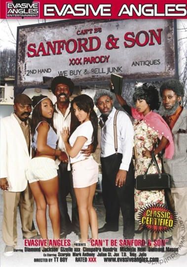 Can't Be Sanford and Son XXX Porn Parody