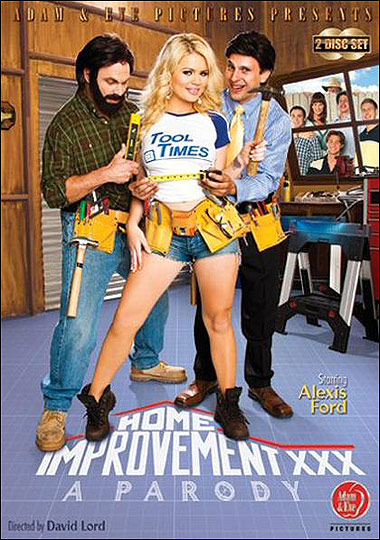 Home Improvement XXX Porn Parody