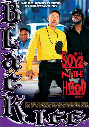 Official Boyz N The Hood Parody XXX Porn