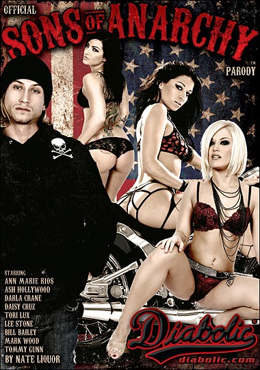 Official Sons Of Anarchy Parody XXX Porn