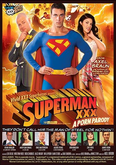 Superman XXX A Porn Parody Vivid Axel Braun