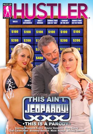 This Ain't Jeopardy XXX - Hustler porn parody