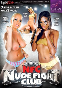 NFC: Nude Fight Club - Lesbian Provocateur