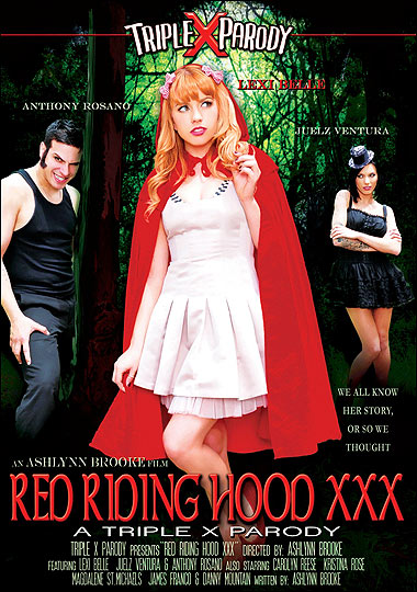Red Riding Hood XXX porn parody