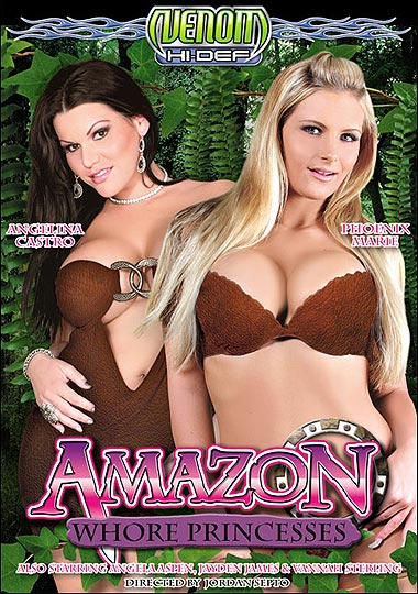 Amazon Whore Princesses | Xena XXX Porn Parody