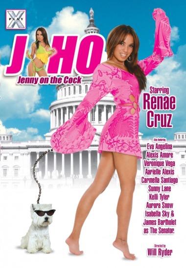 J-Ho Jenny on the Cock