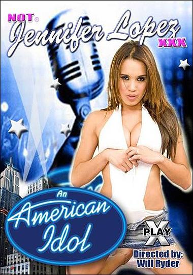 Not Jennifer Lopez XXX American Idol Porn Parody