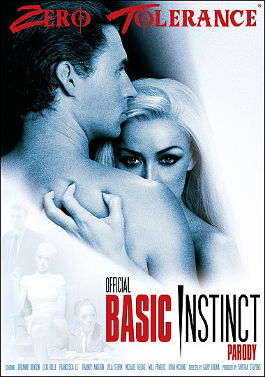 Official Basic Instinct XXX Porn Parody