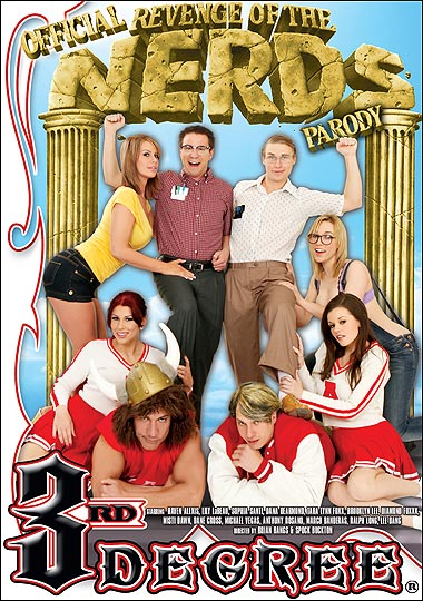 Official Revenge Of The Nerds XXX Porn Parody