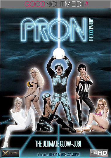 PRON: The XXX Parody - Lee Roy Myers