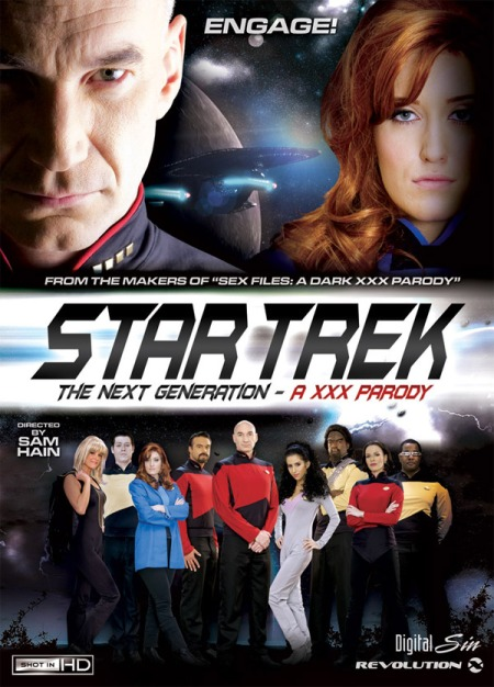 Star Trek The Next Generation XXX Parody