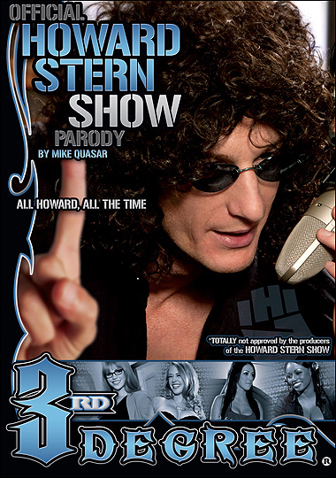 Official Howard Stern Show Porn Parody