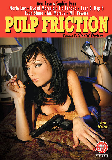Pulp Friction - Adam & Eve XXX porn parody