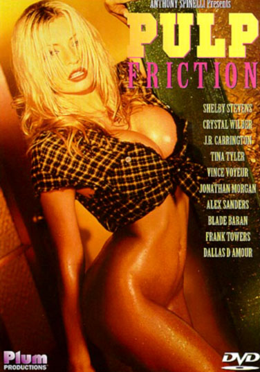 Pulp Friction - Anthony Spinelli XXX porn parody