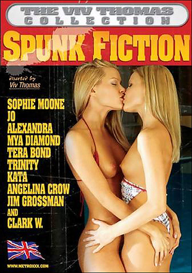 Spunk Fiction - Viv Thomas XXX porn parody