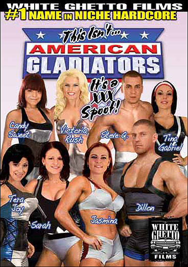 American Gladiators XXX Porn Spoof