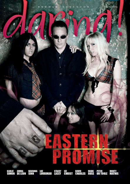 Eastern Promise - Daring XXX porn parody
