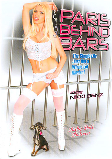 Paris Behind Bars - XXX porn parody