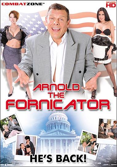 Arnold the Fornicator - Schwarzenegger XXX porn parody