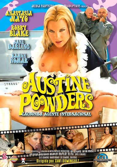 Austine Powders XXX - Anastasia Mayo