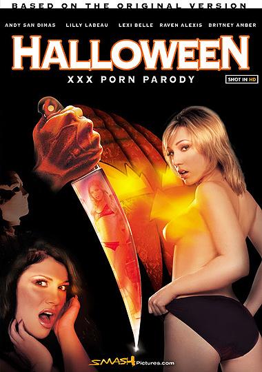 halloween xxx porn parody 2011