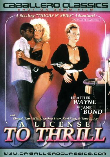Jane Bond - A License to Thrill