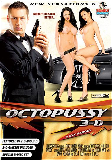 Octopussy 3-D: A XXX Parody - New Sensations