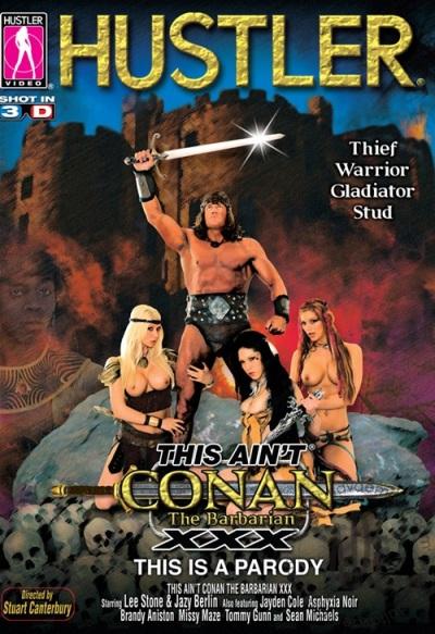This Ain't Conan the Barbarian XXX - Hustler porn parody