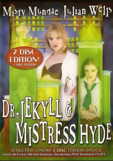 Dr Jekyll Mistress Hyde Seduction Cinema Misty Mundae